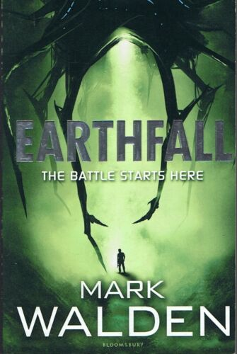 1 of 1 - EARTHFALL #1 - The Battle Starts Here by Mark Walden (Paperback, 2012) FREE POST