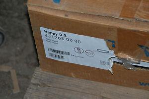 DURAVIT-2317650000-HAPPY-D-2-AUFSATZBECKEN-55x40cm-WEISS-UBERLAUF-HAHNLOCH-NEU