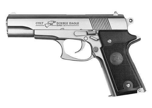 Tokyo Marui No.7 Colt Double Eagle Over 10 Years Old Air Hop Handgun