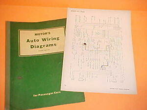 1957 1958 1959 1960 DODGE CORONET CUSTOM ROYAL CONVERTIBLE DART WIRING  DIAGRAMS   eBayeBay