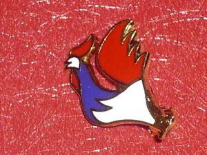 Coll-J-DOMARD-SPORT-INSIGNE-FRANCE-034-COQ-034-GYMNASTIQUE-Brouch-enamel-rooster