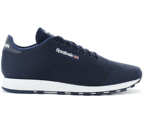 Classic Ultk Rbk Chaussures Reebok Cm9877 Ultraknit Cl Leather Baskets Homme pBqqw7d