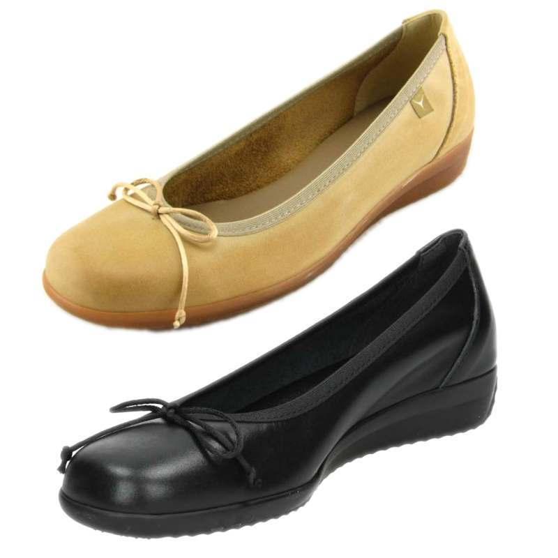 chaussures COMODE BALLERINE CINZIA SOFT 7010