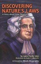 Discovering Nature's Laws: A Story About Isaac Newton (Creative Minds -ExLibrary