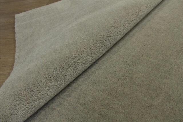 designer Teppich von Brink&Campman 200x290 cm 100% Wolle grau brauntöne