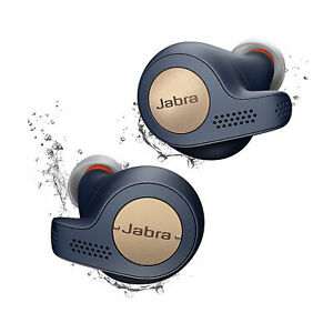Jabra Elite Active 65t Bluetooth Wireless Headphones (Manufacturer Refurbished)