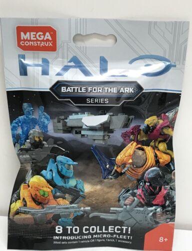 Halo Mega Construx Battle for the Ark Series BOTH Yellow /& Blue Spartan Mark IV