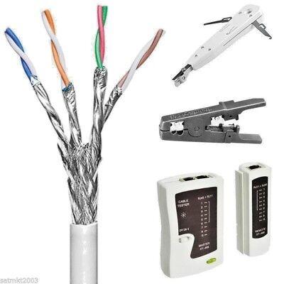Anlegewerkzeug LSA Set-Angebot 2-teilig Netzwerk-Tester Leitungstester