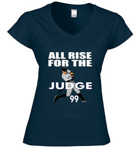 V-NECK Ladies Aaron Judge New York Yankees