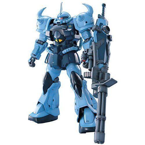 BANDAI 1/100 MG MS-07B-3 Gouf Custom Gundam The 08th MS Team Model Kit Japan New