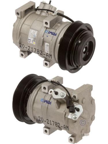 2008-2014 Honda Odyssey V6 3.5L SOHC New AC A//C  Compressor Fits