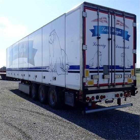 Andet SNF 33 PL - Kølevogn / Refrigerator Trailer