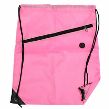 9f462fc467f1 Drawstring Gym Bag School Library Swimming Travel Kids PE Swim Sport  Backpack US