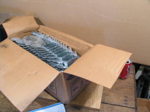 NOS 25pc Steel Dual 2X10-2X14 Joist Hangers TECO BD-6