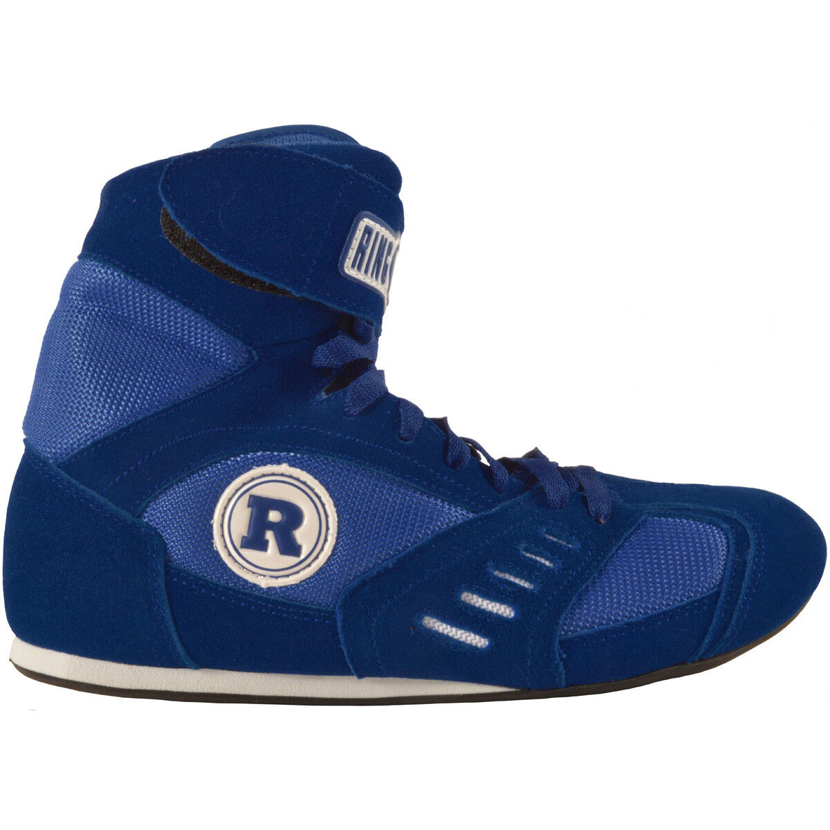 Ringside Power Boxing shoes - bluee