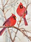 Cardinal Brothers Boxed Holiday Full Notecards by Galison 9780735344228