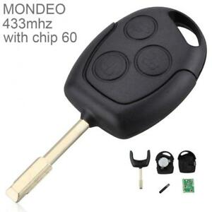 Image Is Loading Remote Car Key Fob Chip  Buttons Replace