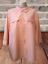 thumbnail 1 - Croft & Barrow Women's Blouse Plus Size 1X 3/4 Sleeve Button Down Shirt