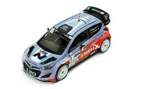 1/43 Hyundai I20 Wrc Shell Helix Winner Rally Antibes France 2014 B.bouffier