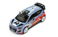 1/43 Hyundai I20 Wrc Shell Helix Winner Rally Antibes France 2014 B.bouffier