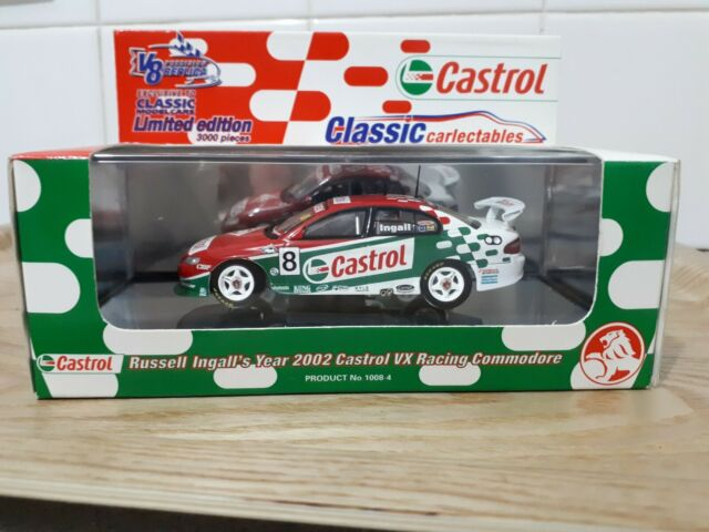 Russel Ingall 2002 Caltex VX Racing Commodore 1:43 scale