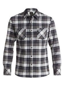 Quiksilver Mens Maxford Long Sleeve Shirt