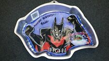 Batman Beyond Terry McGinnis Wilton Cake Pan DC Comics 2000 Unused