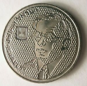 1985-Israel-100-Sheqalim-Coleccion-Moneda-Israel-Bin-Z10