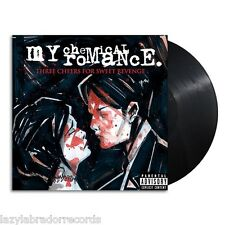 My Chemical Romance - Three Cheers For Sweet Revenge - Vinyl LP Sealed New Black