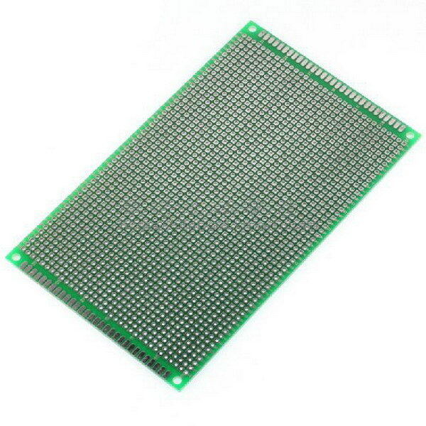 Universal Double Side PCB Board 9x15cm 1.6mm 2.54mm DIY Prototype Paper PCB BUY