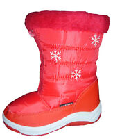 Schneestiefel Kinderstiefel gefüttert KAT-TEX Boots Stiefel 28 30 31 32 33 34 35