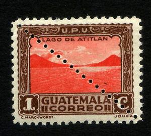 GUATEMALA-Yv-274-w-perforation-diagonal-error-MH