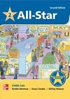 All Star Level 2 Student Book With Workout Cd-rom and W - Paperback Linda Le