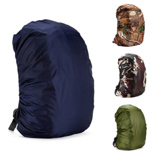 Waterproof Dust Rain Cover Travel Hiking Backpack Outdoor Camping Rucksack Cover