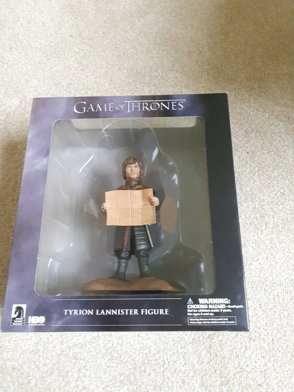 Game Of Thrones Tyrion Lannister Dark Horse Deluxe Figure Sealed