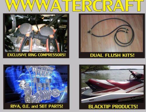 SeaDoo Reducer Ring 4-Tec Jet Pump  GTX GTI RXP RXT 130 155 185 215 255 260 New