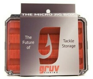 Gruv Fishing Tackle Storage Boxes & Accessories - Choose Model