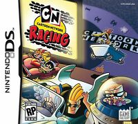 Cartoon Network Racing Ds