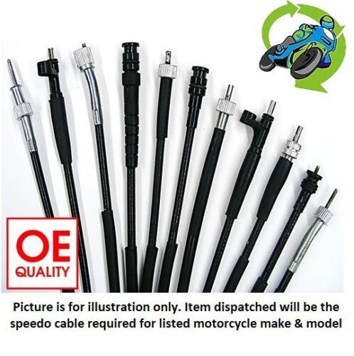 J New Honda NT 650 650 CC - Hi-Quality Speedo Cable 1988 RC31 Bros