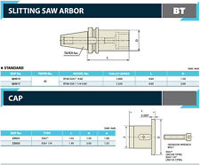 Bt40 Semi Flush 1 14 Hole Slitting Saw Arbor 4 Gage Length By Yg1