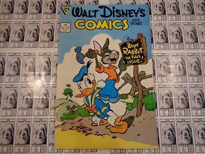Walt-Disney-039-s-Comics-and-Stories-1940-Gladstone-516-Donald-amp-Mickey-FN