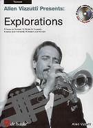 Sheet Music & Song Books Vizzutti Explorations Trumpet Book & Cd