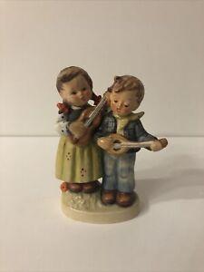 Vintage Happy Days HUMMEL # 150 2/0 Figurine TMK 3 W Germany Pre Owned