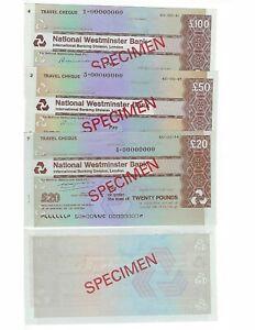 TRAVELERS-CHECK-SPECIMEN-SET-NATIONAL-WESTMINISTER-BANK-UNC