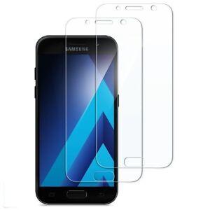 2x-3D-Hartglas-9H-fuer-Samsung-Galaxy-A5-2017-Display-Schutzpanzer-Glasfolie-KLAR
