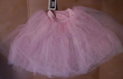 Tutu Romantic Length Ballet 4 layer tulle chiffon w//attchd trunks 4 color choice