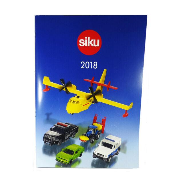 Siku 9001 Katalog 2018 Händlerkatalog A4 98 Seiten TOP
