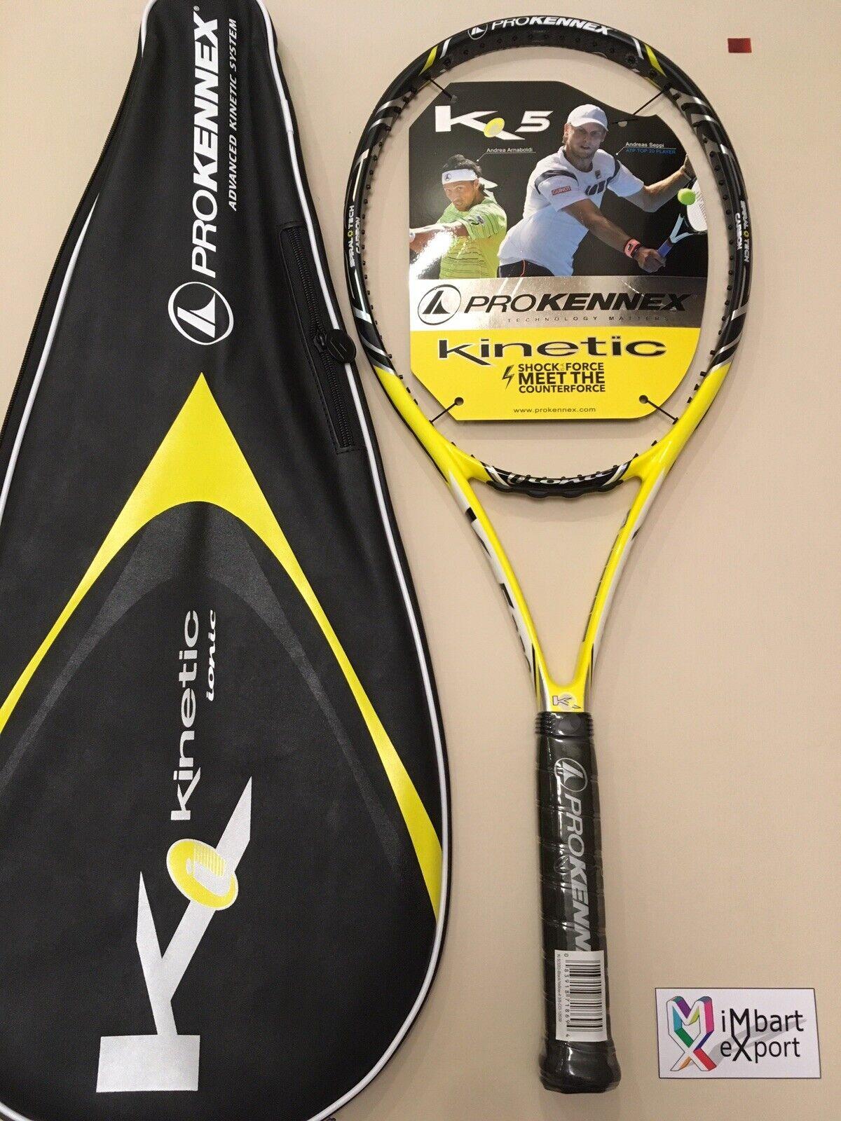 PRO KENNEX KI5 320 KINETIC 100 16x20 L3 KI 5 Telaio Racchetta Tennis Racket