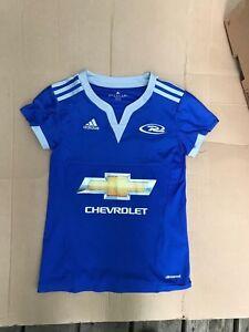 Adidas Boys Kids Jersey Chevy Cheverlotte Blue GRAY Gold Soccer ...