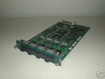 CISCO WS-X2924-XL-V 4 Port 100 FX 2924 2924M Switch